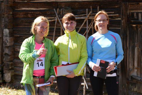Aurinkoinen Ilves Trail Run