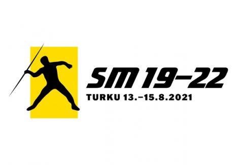 19–22-vuotiaiden SM-kisat käydään Turussa