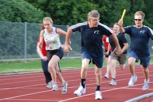 Aikuisten yleisurheilukoulu alkaa syyskuussa