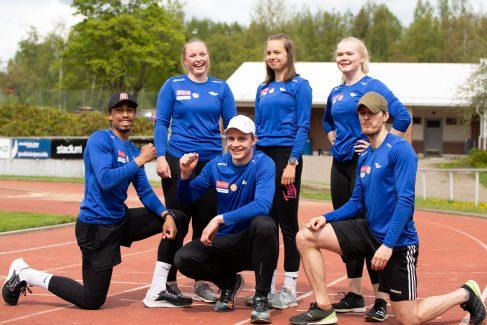 Janan edustusurheilijat odottavat innolla kilpailukautta