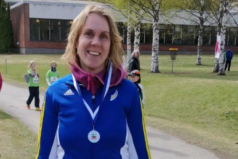 Maastojuoksun Suomen mestaruudet ratkottiin Janakkalassa