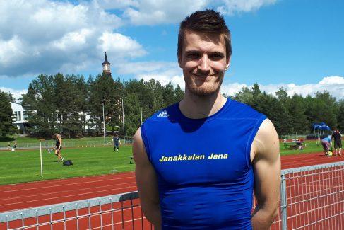 Esittelyssä Heikki Nieminen