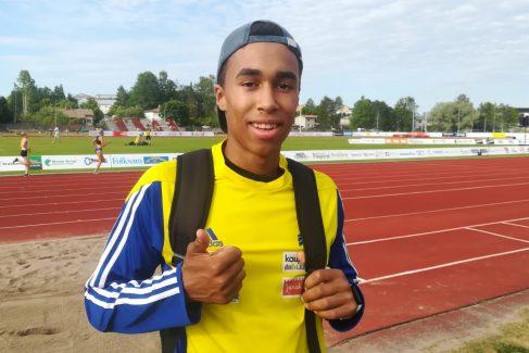 Iikka Alingué alle 20-vuotiaiden MM-kisoihin Tampereelle