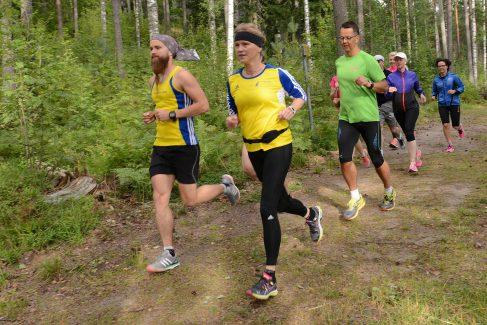 Juoksuklubi – parasta itseä etsimässä