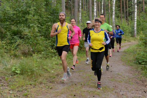 Janan juoksukoulu starttaa kesäkuussa