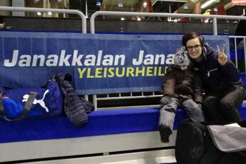 Janalaisille neljä SM-mitalia Tampereelta