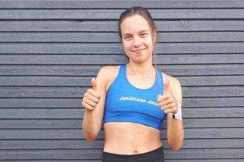 Janan yleisurheilijoille jälleen hyviä tuloksia ja uusia ennätyksiä