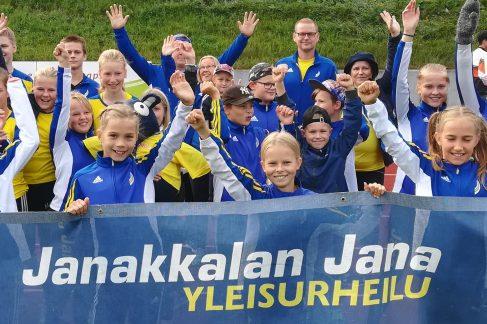 Lähdetään porukalla Tampere Junior Indoor Gameseihin