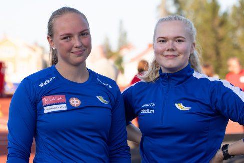 SM-kultaa Sanni Kupariselle N19-sarjan kiekossa