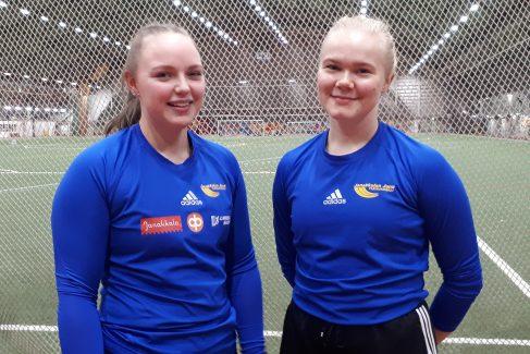 Kiekon SM-pronssia Sanni Kupariselle