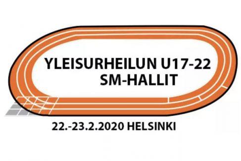 Nuorten SM-hallit viikonloppuna Helsingissä