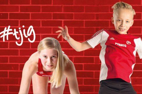 Janakkalan Janan TJIG-joukkueessa 19 nuorta urheilijaa