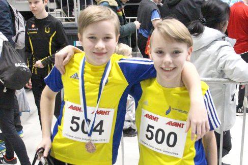 Hyviä tuloksia ja urheilun iloa TJIG-kisoissa Tampereella