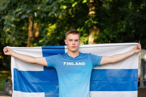 Onni Ruokankaalle nuorten EM-hopeaa