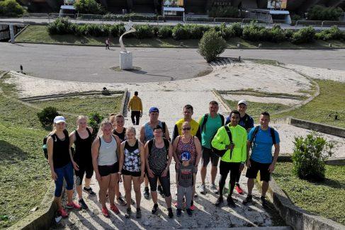 Kroatian leirin blogissa kuulumisia