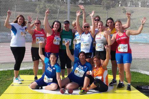 Janalaiset WMAn MM-kilpailuissa Malagassa