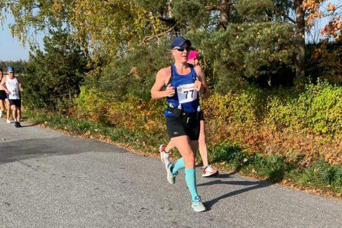 Janan juoksijoille menestystä Säkylän puolimaratonilta