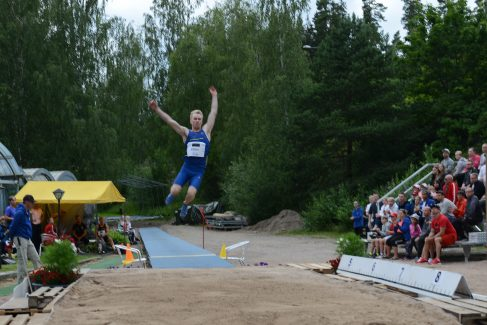 Ilves Jump Night -livestream